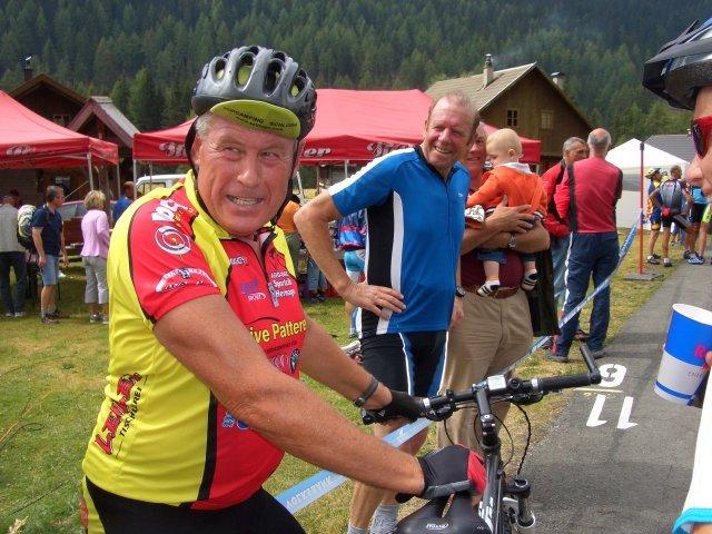 4. Rad Classic auf die Egger Alm 2007