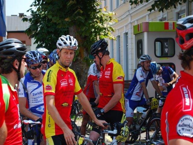 7. Rad Classic auf die Egger Alm und AAC 2010