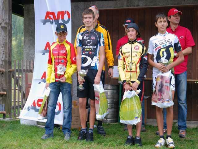 8. Rad Classic auf die Egger Alm  und AAC 2011