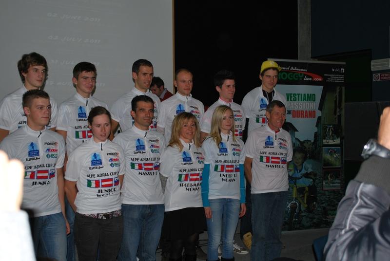 AAC Endsiegerehrung 2011