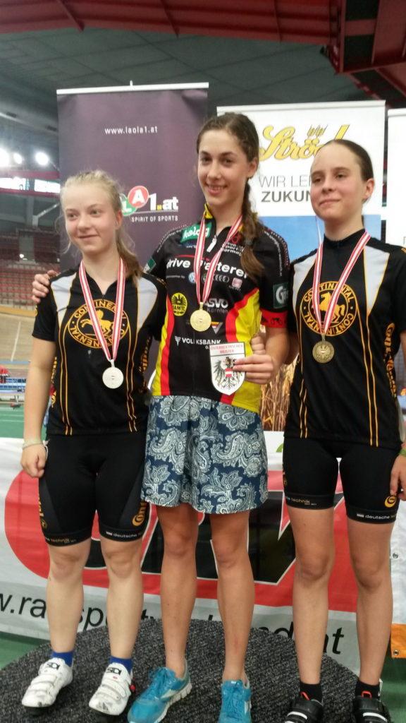 Staatsmeister Punkterennen 2015